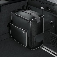 Сумка холодильник Audi Cool Box - Black, артикул 4L0065402