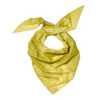 Платок BMW Motorrad Knitted Scarf Urban, Yellow