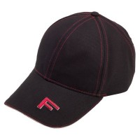 Бейсболка Jaguar F-Type Baseball Cap - Black and Red, артикул JSS14FTBC