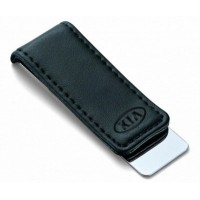 Зажим для банкнот Kia Money Clip, Leather-Metall, артикул R8480AC478K