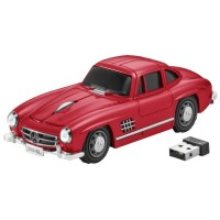 Компьютерная мышь Mercedes-Benz Computer Mouse 300SL, Red