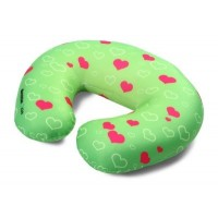 Двусторонняя детская подушка для шеи Skoda Double Sided Travel Pillow for Girls