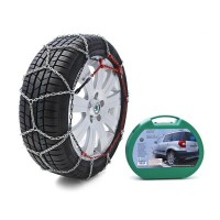Комплект цепей противоскольжения Skoda Snow chains for rear axle 4x4 Yeti only