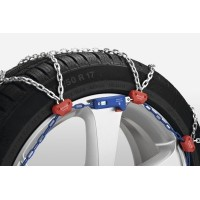 Цепи на колеса Volkswagen Snow Chains, артикул 000091387AB