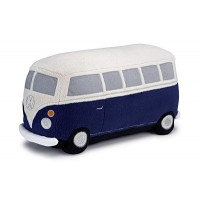 Мягкая игрушка Volkswagen T1 Bulli Soft Toy, Beige/Dark Blue, артикул 211087511B