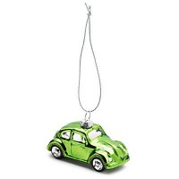 Елочная игрушка Volkswagen Decoration Christmas Green Beetle, артикул 5NL087790A008