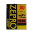 Моторное масло IDEMITSU Zepro Diesel 5W40 CF Fully Synthetic...