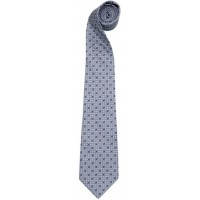 Галстук Jaguar Men's F-type Print Silk Tie Grey, артикул JSTFTTG