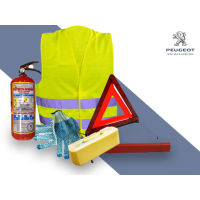 Набор автомобилиста Peugeot Emergency Kit, артикул D000000003