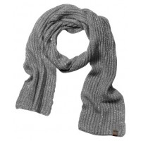 Женский шарф Mercedes-Benz Women's polyacrylic scarf, Grey, артикул B66952662